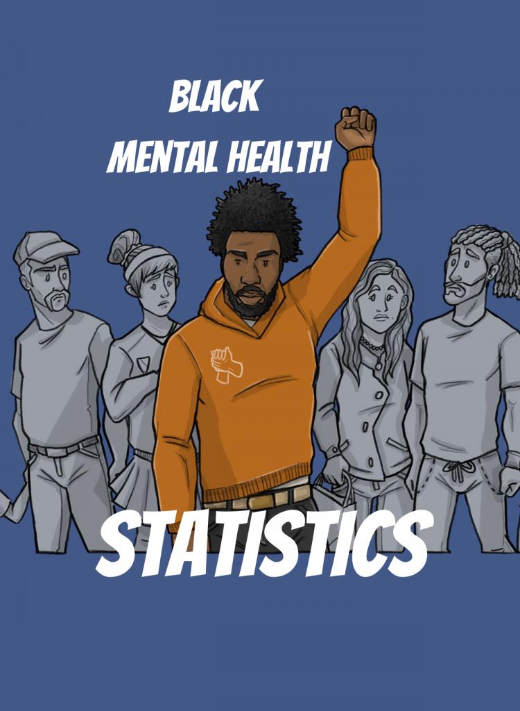 Copy of Black Mental Health Statistics Story