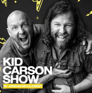 this is a photo of the kid carson show