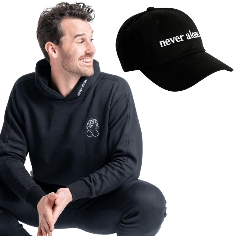 never-alone-combo-paul-black-hoodie-hat-01