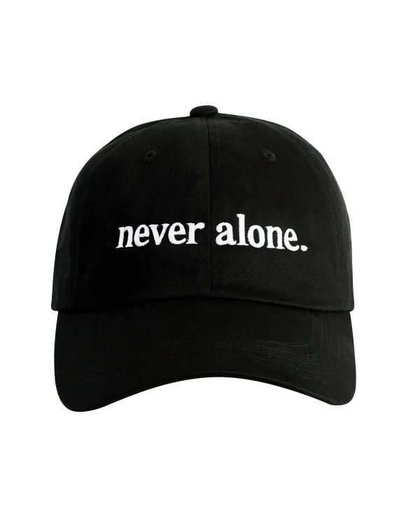 never alone dad hat 4x5 background 5
